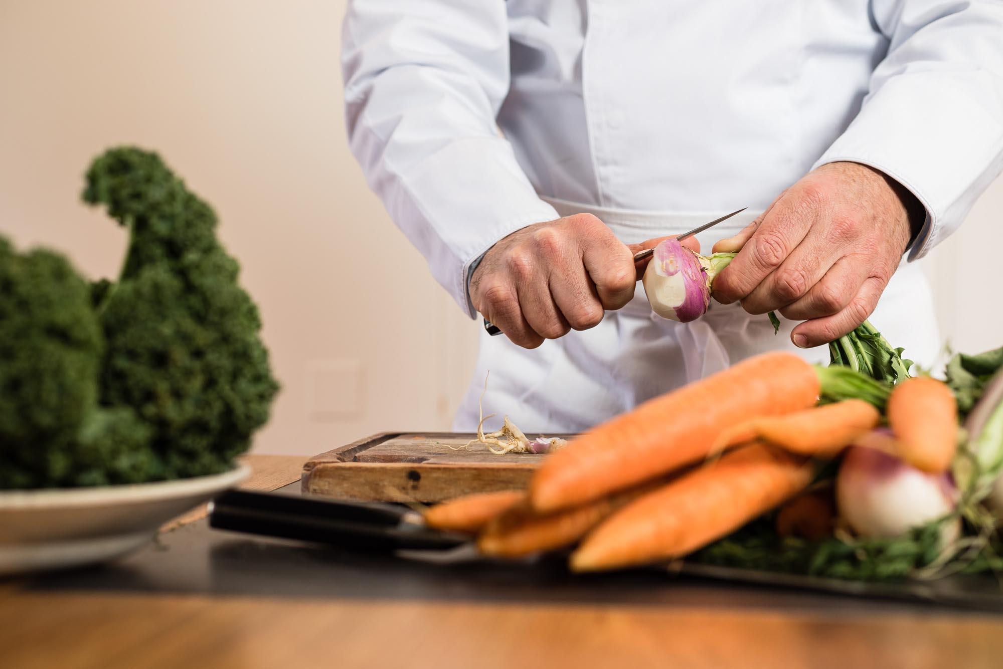 soirées cuisine reconversion professionnelle